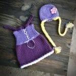 Örgü Bebek Kostümleri 31