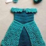 Örgü Bebek Kostümleri 34