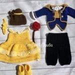 Örgü Bebek Kostümleri 3