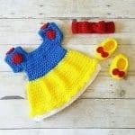 Örgü Bebek Kostümleri 4