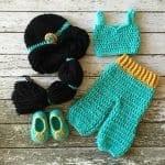 Örgü Bebek Kostümleri 58
