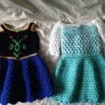 Örgü Bebek Kostümleri 5