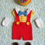 Örgü Bebek Kostümleri 63