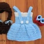 Örgü Bebek Kostümleri 68