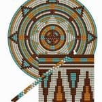 Wayuu Çanta Taban Şemaları 18