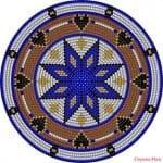 Wayuu Çanta Taban Şemaları 19