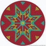 Wayuu Çanta Taban Şemaları 29