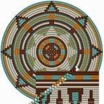 Wayuu Çanta Taban Şemaları 34