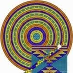 Wayuu Çanta Taban Şemaları 37