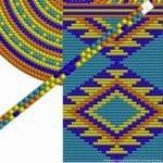 Wayuu Çanta Taban Şemaları 38