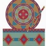 Wayuu Çanta Taban Şemaları 3