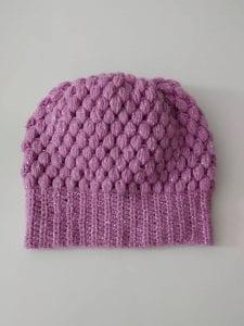 Fıstıklı Şapka Yapılışı 9