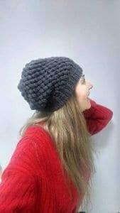 Fıstıklı Şapka Yapılışı