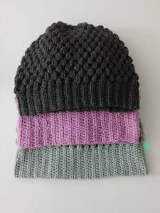 Fıstıklı Şapka Yapılışı 8