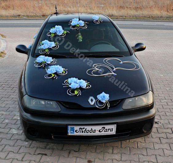 Gelin Arabası Süsleme Modelleri 13