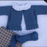 Haraşo Bebek Hırka Yapımı 14