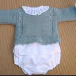Haraşo Bebek Hırka Yapımı 6