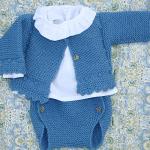 Haraşo Bebek Hırka Yapımı 8