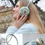 Örgü Kulaklık Yapımı 3