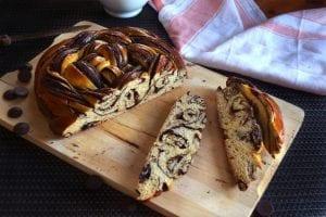 Örgülü Ekmek Tarifi 12