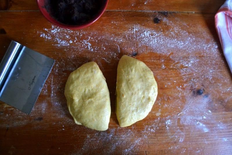 Örgülü Ekmek Tarifi 14
