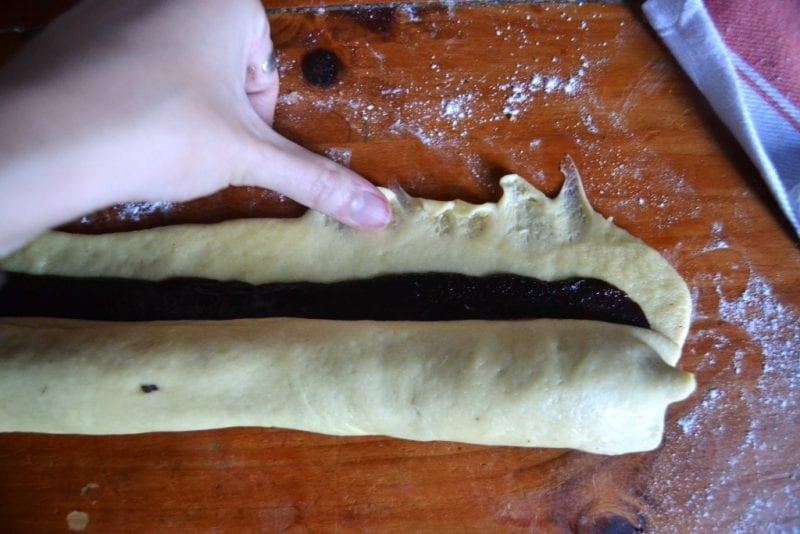 Örgülü Ekmek Tarifi 18