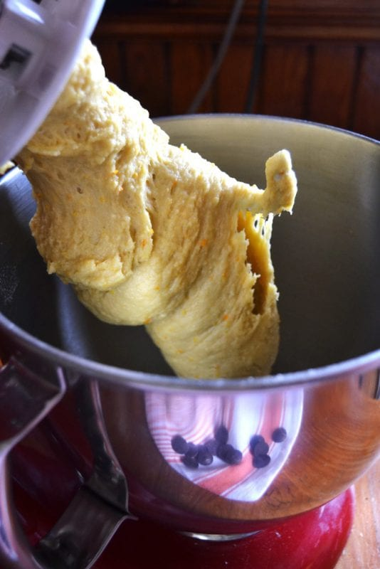 Örgülü Ekmek Tarifi 1