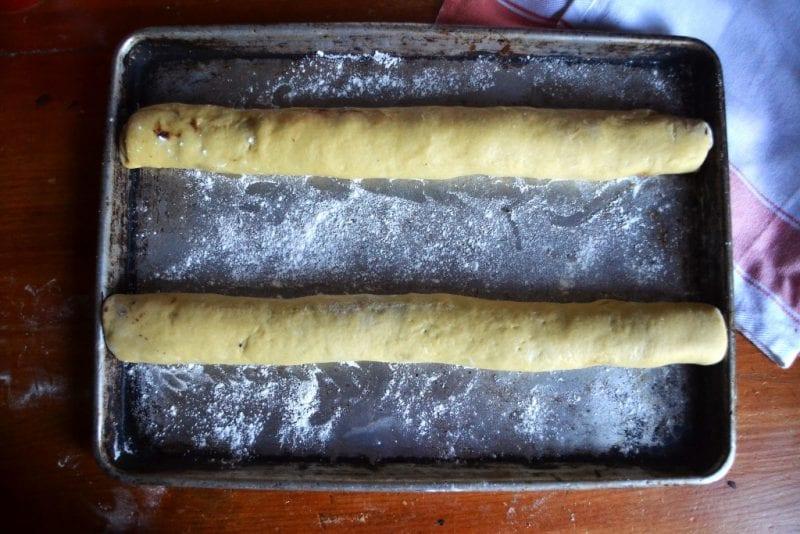 Örgülü Ekmek Tarifi 4