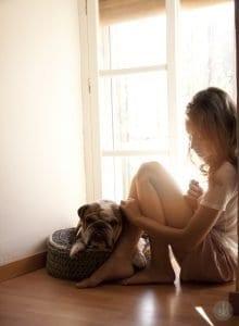 Penye İpten Köpek ve Kediler İçin Yatak Yapımı 4