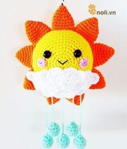 Amigurumi Güneş Yapımı 6