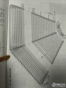 Asimetrik Örgü Yelek Modelleri 2