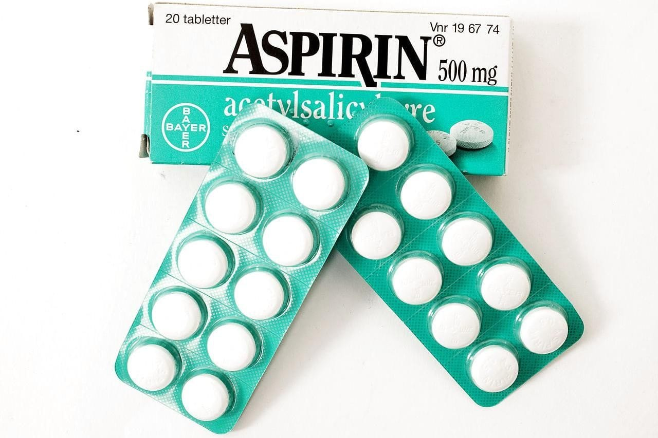 Aspirinin farklı kullanım alanları