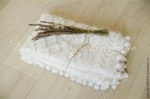Battaniye Kenarı Süsleme 18