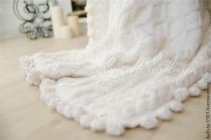 Battaniye Kenarı Süsleme 1