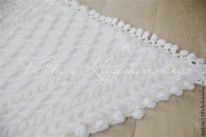 Battaniye Kenarı Süsleme 19