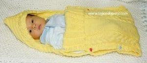 Bebek Örgü Tulum Modelleri ve Yapılışları 5