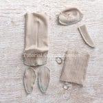 Çoraptan Kanguru Yapımı 17