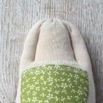 Çoraptan Kanguru Yapımı 32