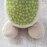 Çoraptan Kanguru Yapımı 33