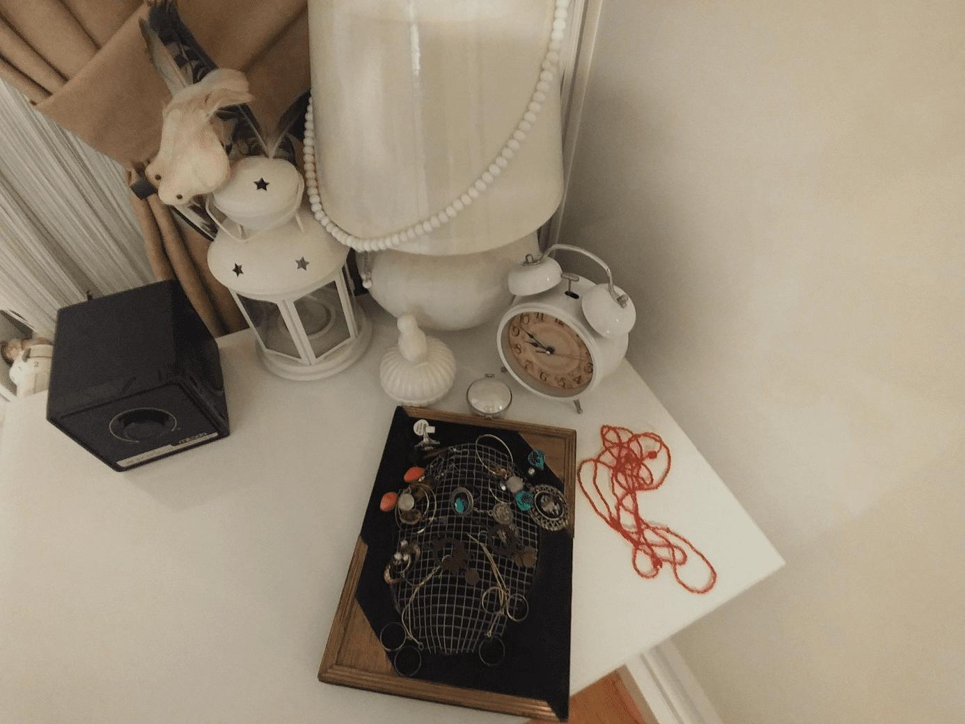 Mandal ile Küpe Askılığı Yapımı