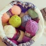 Halkalı Bebek Battaniyesi Yapılışı 9