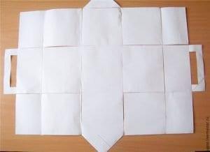 Keçeden Oyun Evi Battaniye Yapımı 2