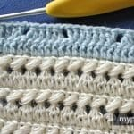 Kirazlı Battaniye Yapılışı 9