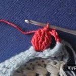 Kirazlı Battaniye Yapılışı 12