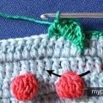 Kirazlı Battaniye Yapılışı 21