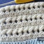 Kirazlı Battaniye Yapılışı 27