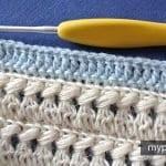 Kirazlı Battaniye Yapılışı 29