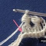 Kirazlı Battaniye Yapılışı 4