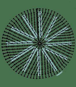 Örgü Paspas Yapımı Örnekleri 14