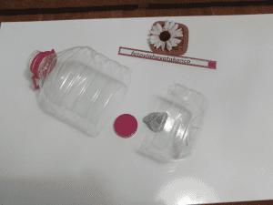 Pet Şişeden Örgü Çantası Yapımı 1